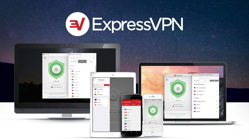 ExpressVPN for Streaming Movies and Shows Online