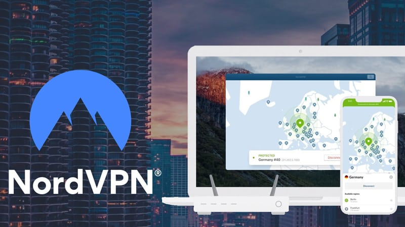 NordVPN for Streaming Movies and Shows Online