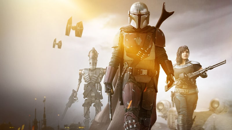 Watch the Mandalorian All Seasons