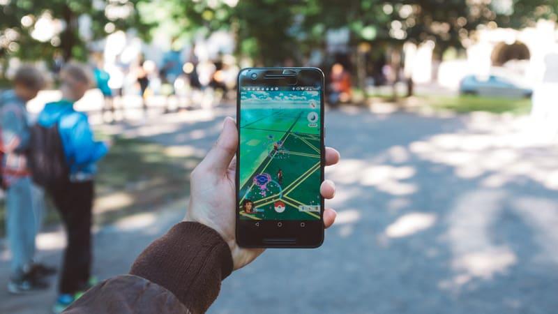 Trick Pokemon Go GPS