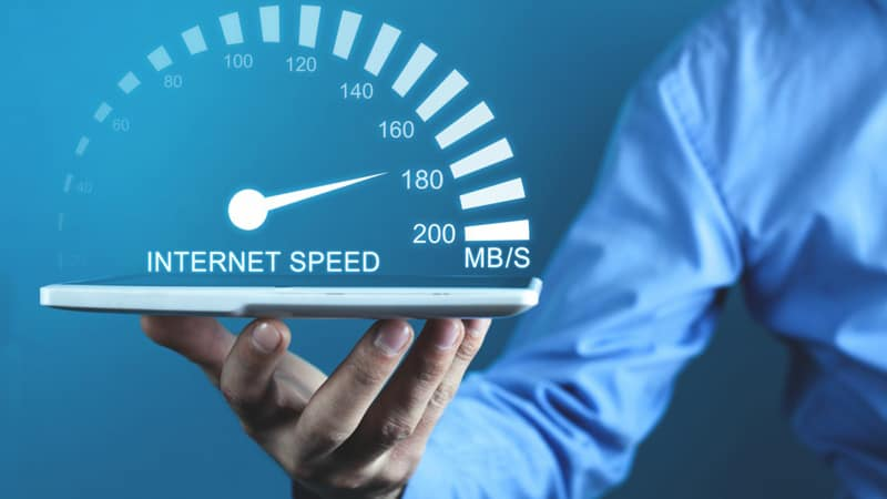 Internet Speeds and Latency