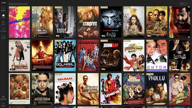 Watch Indian Movies Online