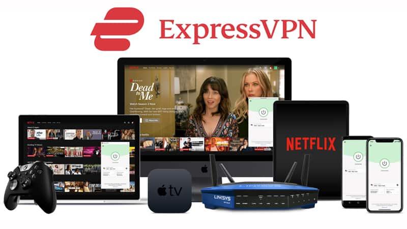 ExpressVPN and Netflix