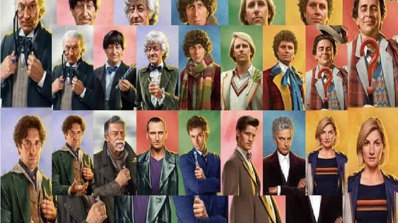 doctor who casts