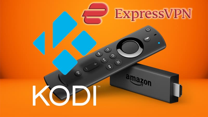 Install ExpressVPN On Kodi Fire Stick