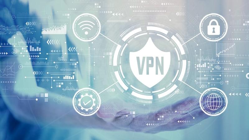 VPN to encrypt Internet Connection