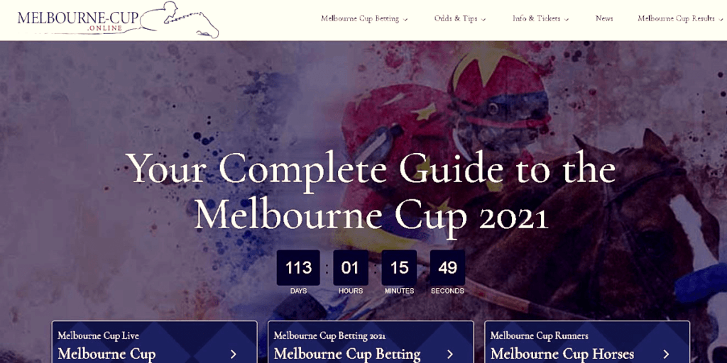 How to Watch Melbourne Cup Online
