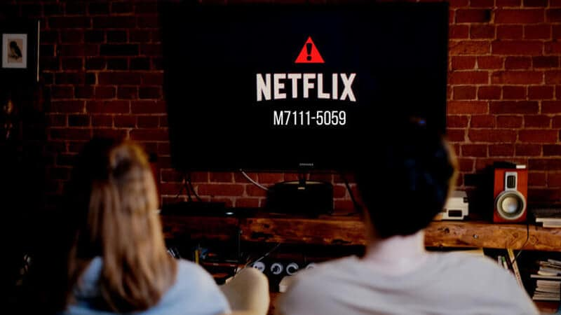 Fix Netflix Error Code m7111-5059