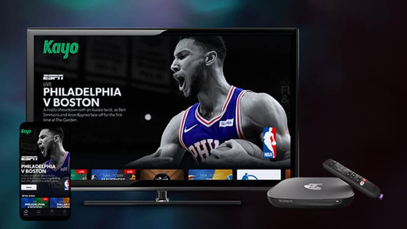 Kayo Sports Device Compatibility