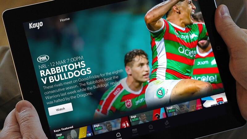 VPN to watch Kayo in NZ