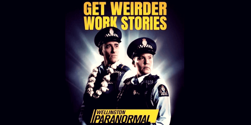 How to Watch Wellington Paranormal